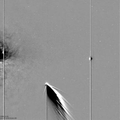 smcomet-pan-starrs-earth-mercury
